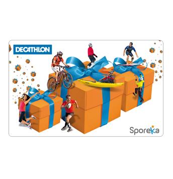 Decathlon Geschenkenbon 50 EUR