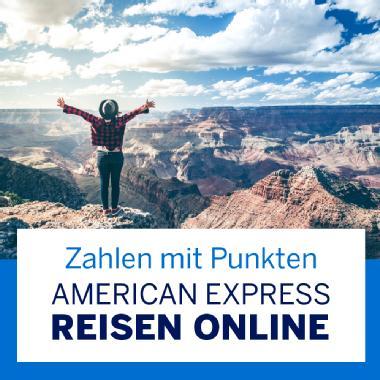 American Express Bezahlen