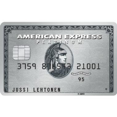 American Express Kirjaudu