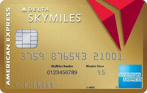 Delta Gold SkyMiles