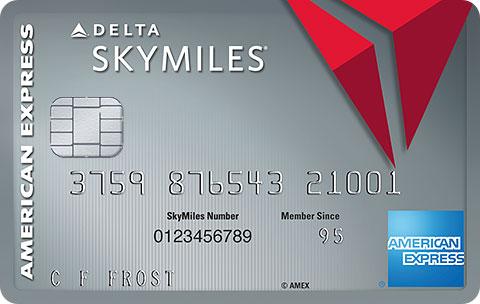 Delta Platinum SkyMiles